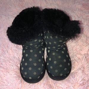 Ugg Girls Polka Dot Boot
